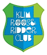 Logo van Klimroos en Ridderclub Spijkenisse